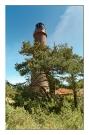der Leuchturm in Darß (Ort)