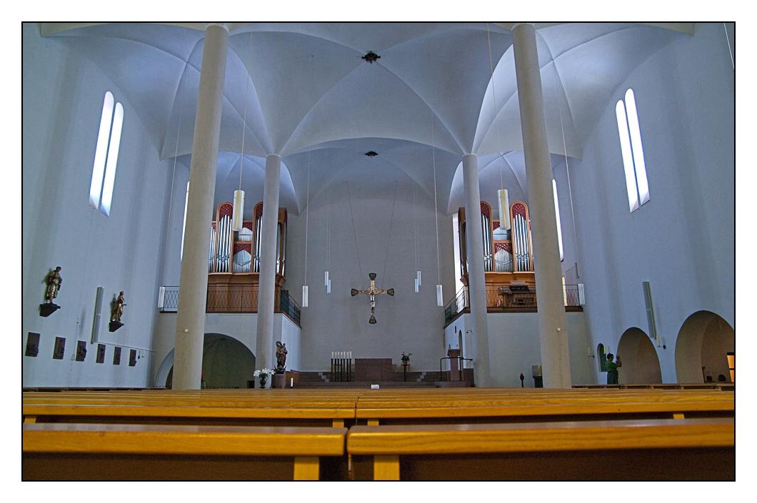 ... in der Kirche
