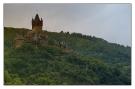 eine der vielen Burgen an der Mosel