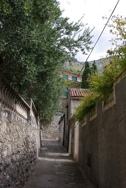 Urlaub 2008 - im Dorfe Cersuta (gehört zu Maratea)