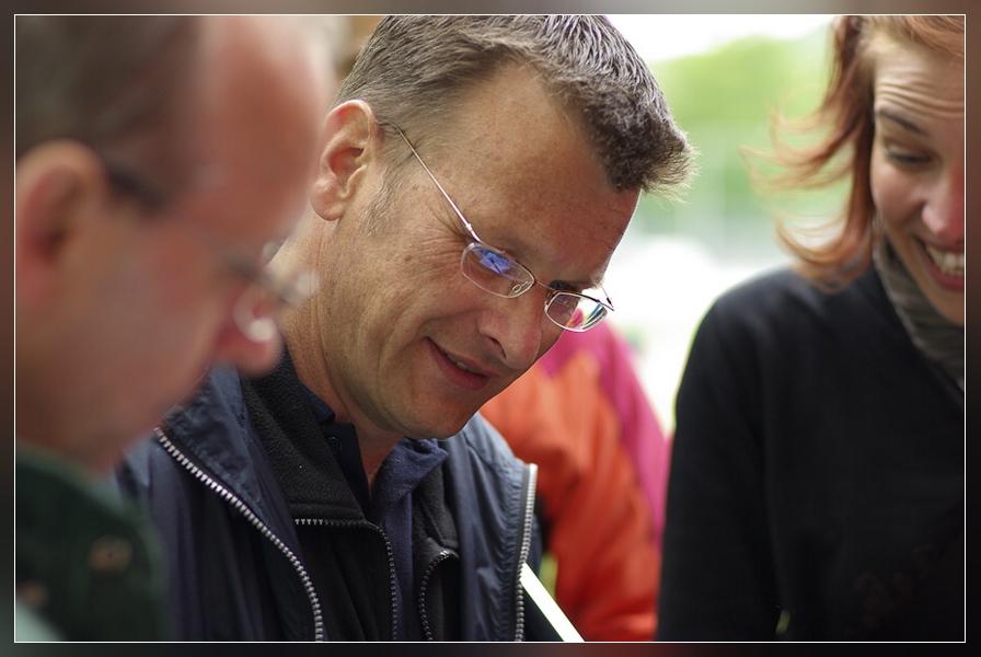 Olaf Kuchenbecker, Chef der deutschen Guinnessbuch-Redaktion