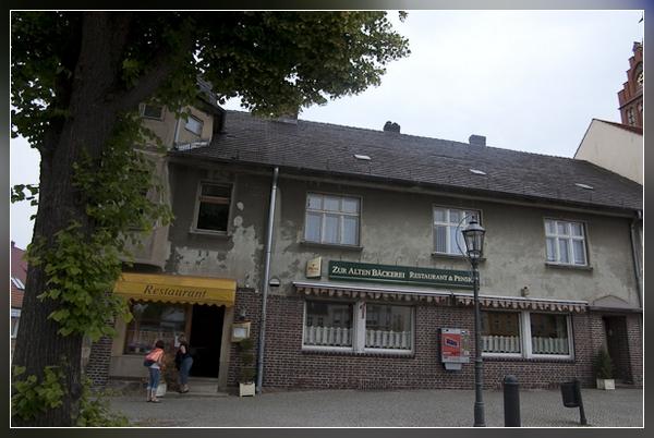 """die """"alte Bäckerei"""""""