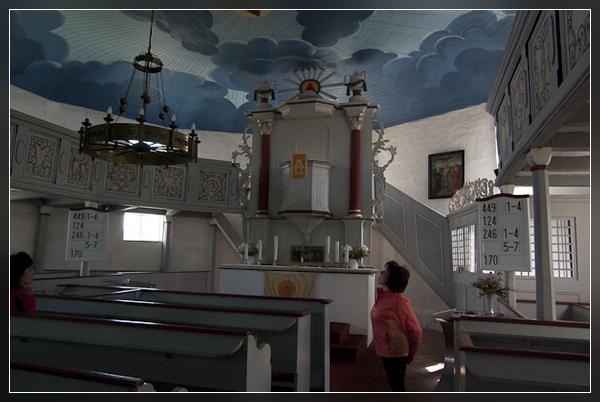 die Kirche in Schlepzig